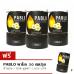 PABLO ผลิตภัณฑ์เสริมอาหาร พาโบล 30 แคปซูล จำนวน 3 กระปุก แถมฟรี PABLO 1 กระปุก
