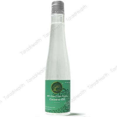น้ำมันมะพร้าวบริสุทธิ์100% [เกรดพรีเมี่ยม] ตราเนเจอร์มายด์ ขนาน 100 มิลลิลิตร